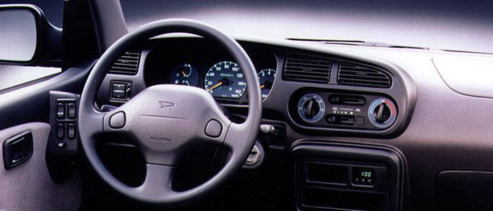 Daihatsu Cuore  1998 - 2003