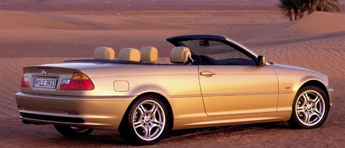 Onwijs BMW 3 Series Cabrio 320Ci vs Volvo C70 Convertible T5 - AutoManiac JC-53