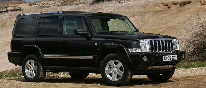 jeep commander 3 0 crd vs ssangyong kyron m270 xdi 4wd. Black Bedroom Furniture Sets. Home Design Ideas