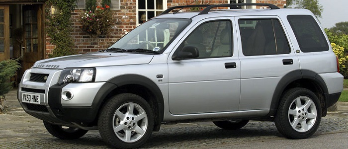 land rover freelander 2002 2007 automaniac. Black Bedroom Furniture Sets. Home Design Ideas