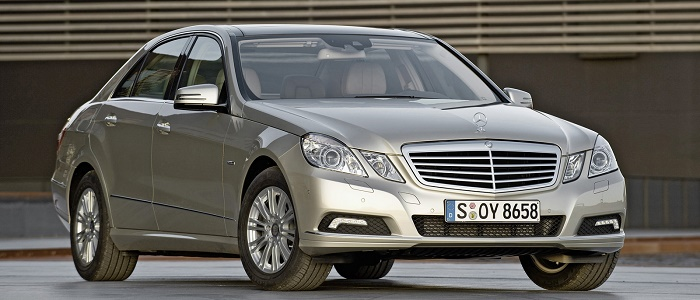 Mercedes Benz E  220 CDI BlueEFFICIENCY