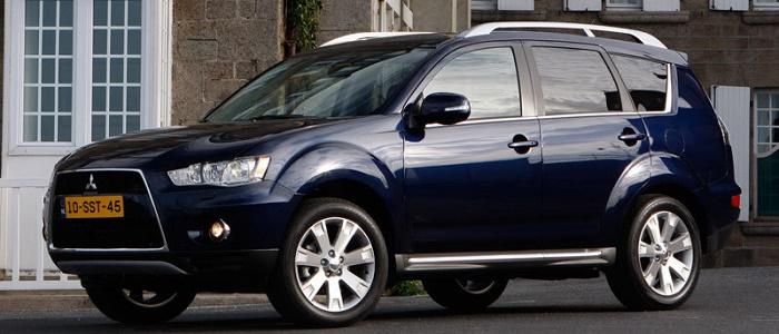 Mitsubishi Outlander (2010 - 2013) - AutoManiac