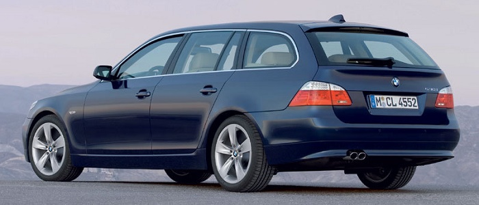 BMW 5 Series Touring 525d xDrive