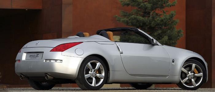 350z Roadster 3 5 V6