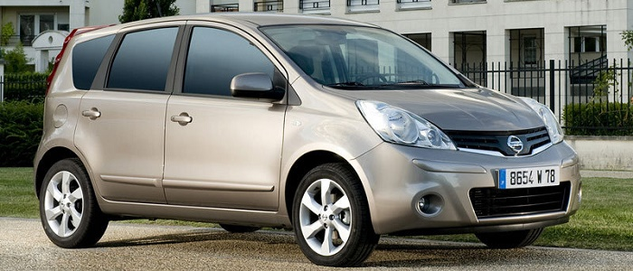 Nissan Note  1.5 dCi 106