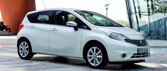 Nissan Note  1.5 dCi 90