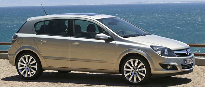 Opel Astra 2007 2009 Automaniac
