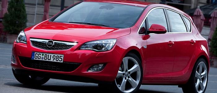 Chevrolet Cruze Vs Opel Astra