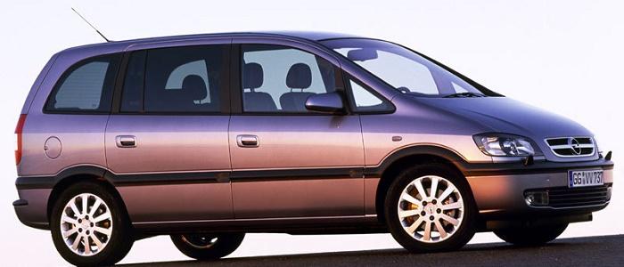 Opel Zafira 20 Dti 16v 2003 2005 Automaniac