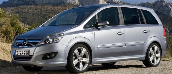 Opel Zafira 2008 2011 Automaniac