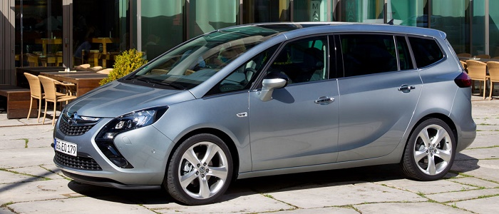Opel Zafira 16 Cng Turbo Ecoflex Vs Opel Zafira 16 Cng Turbo