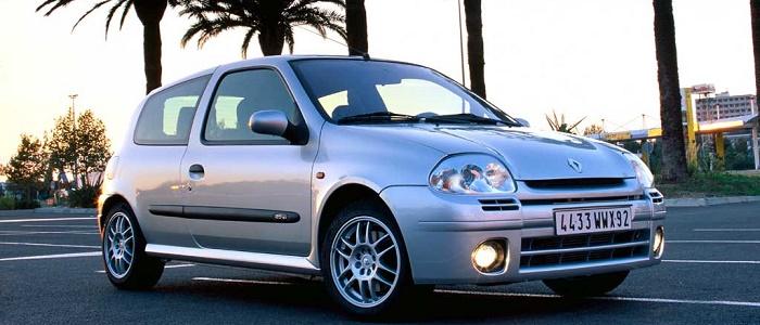 W Ultra Renault Clio 1.2 (1998 - 2001) - AutoManiac TQ94