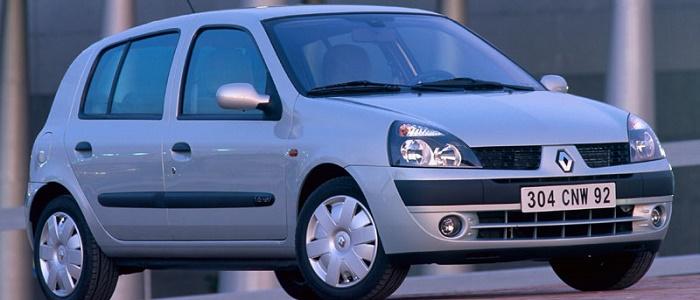 W Ultra Renault Clio (2001 - 2003) - AutoManiac RW42