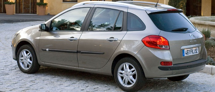 Renault Clio Estate 1.5 DCi 105 (2006