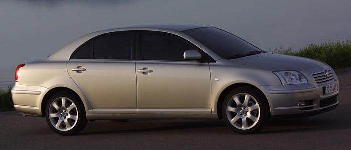 Toyota Avensis 2 2 D-4D D-CAT vs Mazda 6 2 0 CiTD - AutoManiac