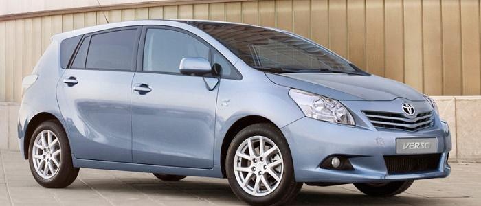 Opel Zafira 22 Vs Toyota Verso 18 16v Vvt I Automaniac