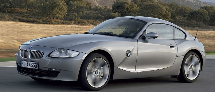 BMW Z4 Coupe 3.0i