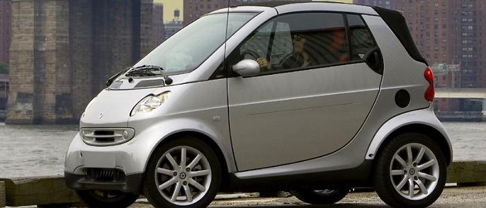 Smart Fortwo Cdi Vs Volkswagen Lupo 12 Tdi 3l Automaniac