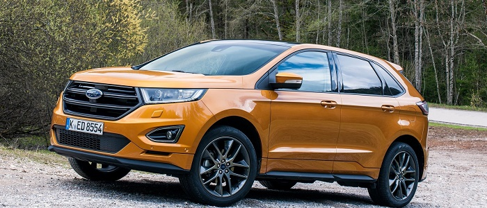 Ford Edge 2 0 Tdci Powershift Vs Hyundai Santa Fe 2 0 Crdi 4wd