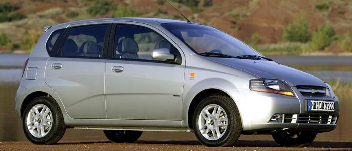 Chevrolet Kalos 2002 2008 Automaniac