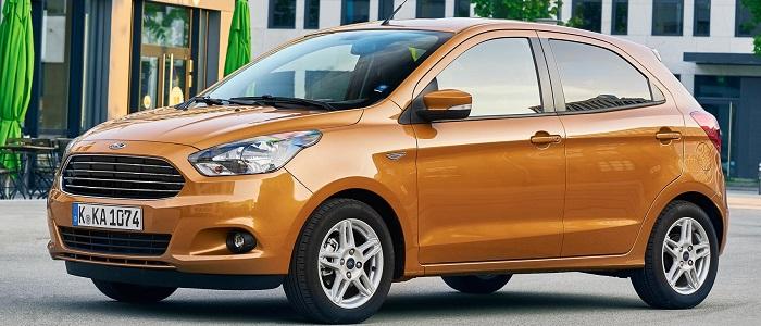 Ford Ka   Ti Vct