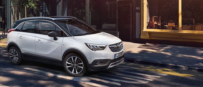 Opel Crossland X  1.2 Turbo Ecotec 130