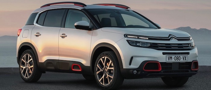 Citroen C5 Aircross  2.0 BlueHDi