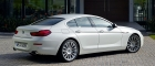2015 - 2017 BMW 6 Series Gran Coupe (F06 restyle)