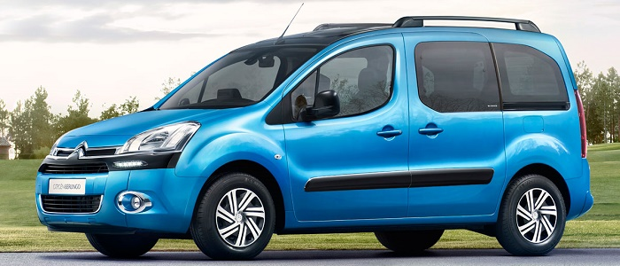 Citroen Berlingo Multispace HDi 110