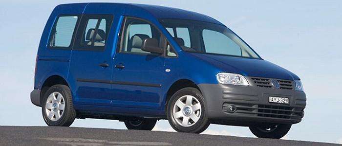 Wonderlijk Volkswagen Caddy (2004 - 2010) - AutoManiac XE-91