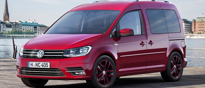 Volkswagen Caddy Combi 2.0 TDI BlueMotion