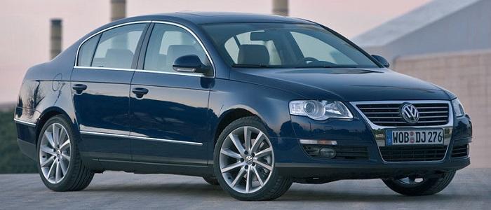 Volkswagen Passat 32 V6 Fsi 4motion Vs Audi A4 32 Fsi Quattro