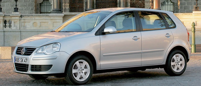 Volkswagen polo vs skoda octavia