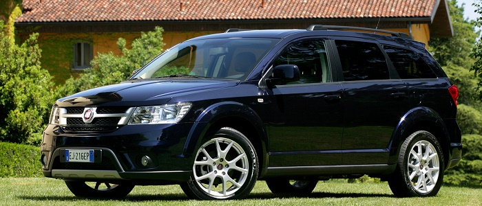 Fiat Freemont 36 Awd Pentastar V6 Vs Dodge Journey 27 Automaniac