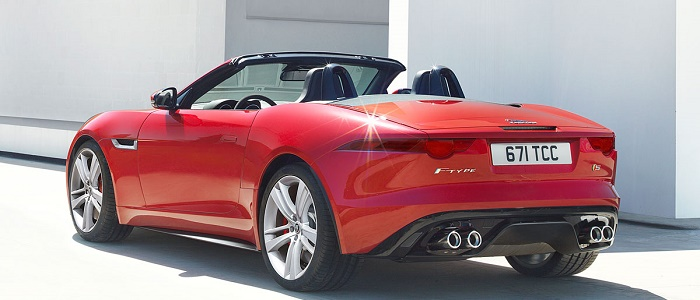 Jaguar F Type Cabrio 3.0 V6 Supercharged