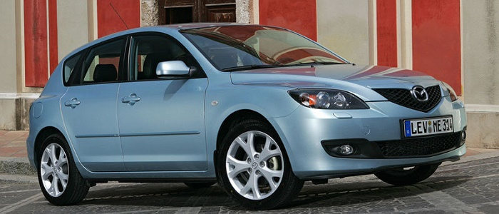 Mazda 3  DISI Turbo MPS