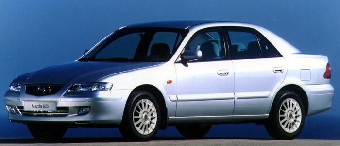 Mazda 626 1999 2002 Automaniac