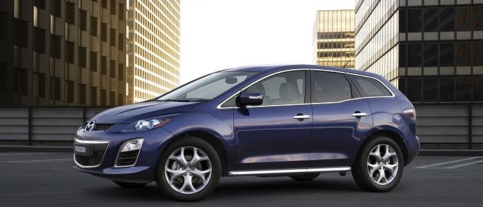 Rating. HOME Page :: Mazda Models :: 2009 Mazda CX 7