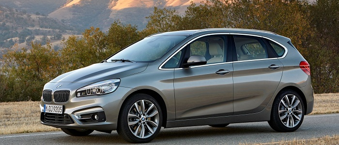 BMW 2 Series Active Tourer 214d